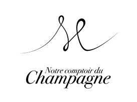 Notre comptoir du champagne