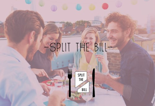 Share the bill!