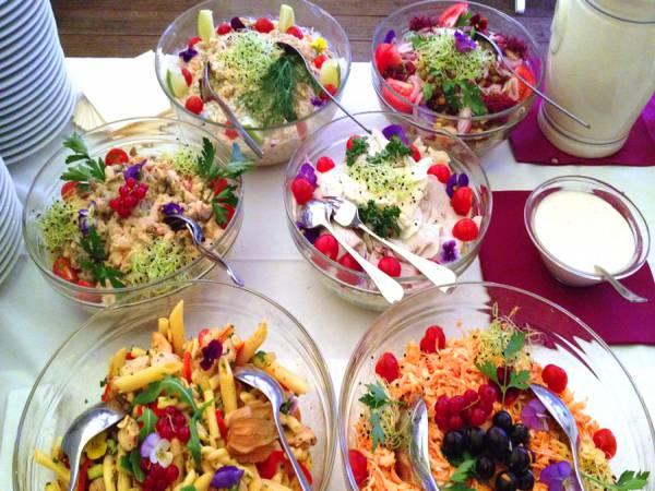 Ambachtelijke buffet